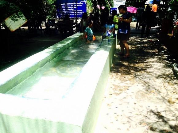 タイのスイス 天然のボークルン温泉