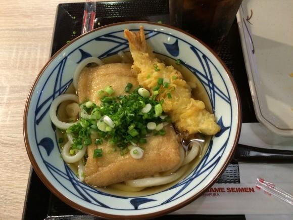 丸亀製麺 バンコク