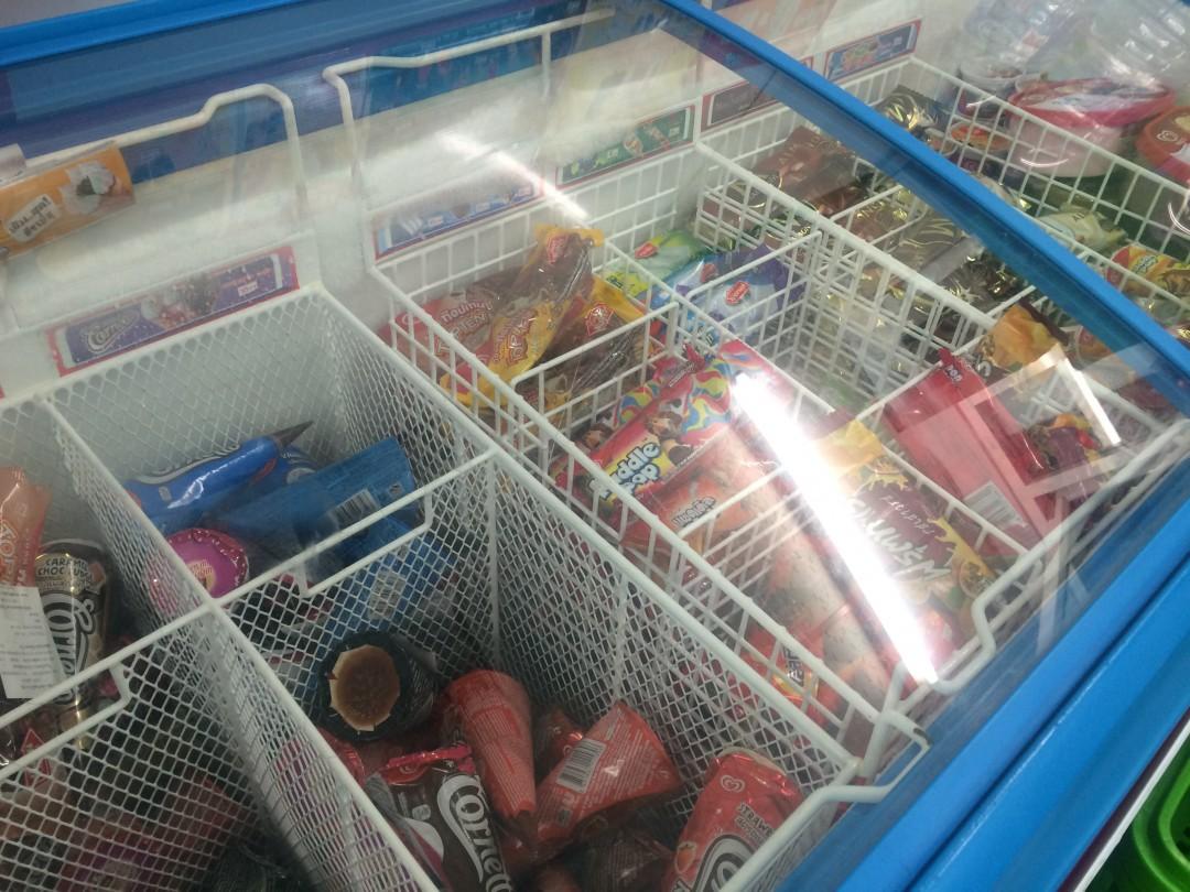バンコク コンビニ スーパー アイス