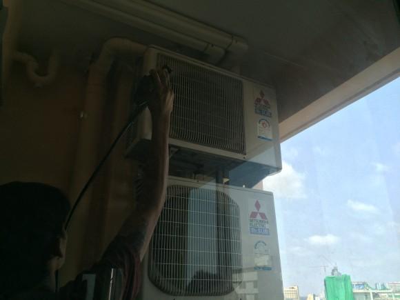 バンコク エアコンクリーニング