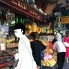 トンローマンゴーの果物屋さんメーワーリー