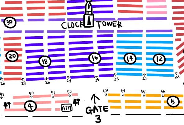 JJマーケット MAP