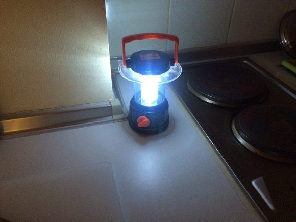 タイで買った家電・ランプ