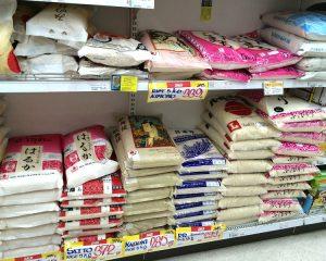 タイで買える日本米