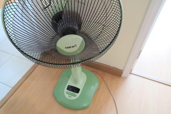 タイで買った家電・扇風機