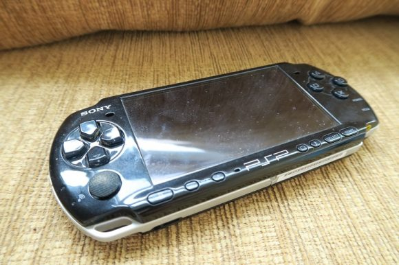 タイで買った家電・PSP