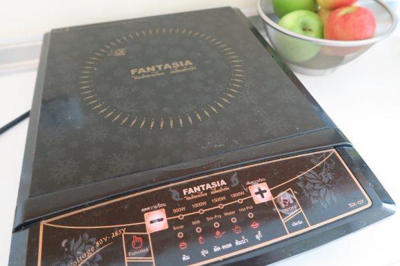 タイで買った家電・IH