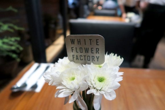 White Flower Factory