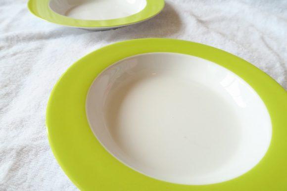 Super ware(スーパーウェアー)メラニン食器 戦利品