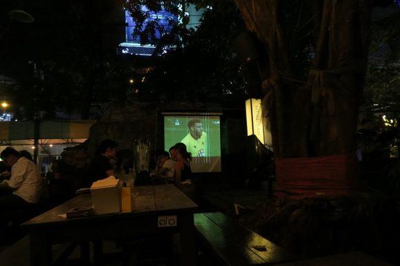 エカマイ駅タイ料理Banraie Bai Ka Prao Bork