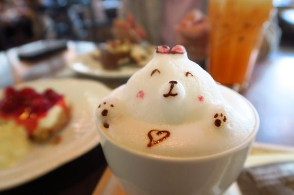 B-STORY CAFE BTSラチャテウィー