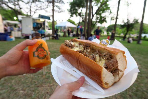 タイ観光フェスティバル2017@ルンピニ公園