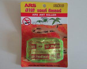 アリの巣ころり