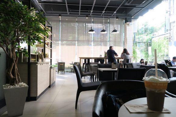 [バンコクカフェ]au bon pain:オーボンパン@エカマイ