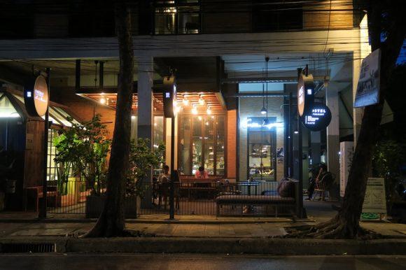 お洒落カフェ『Casa Lapin×Oneday at a time』@プロンポンSoi26