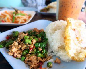 タイ料理屋台イムチャン@プロンポン