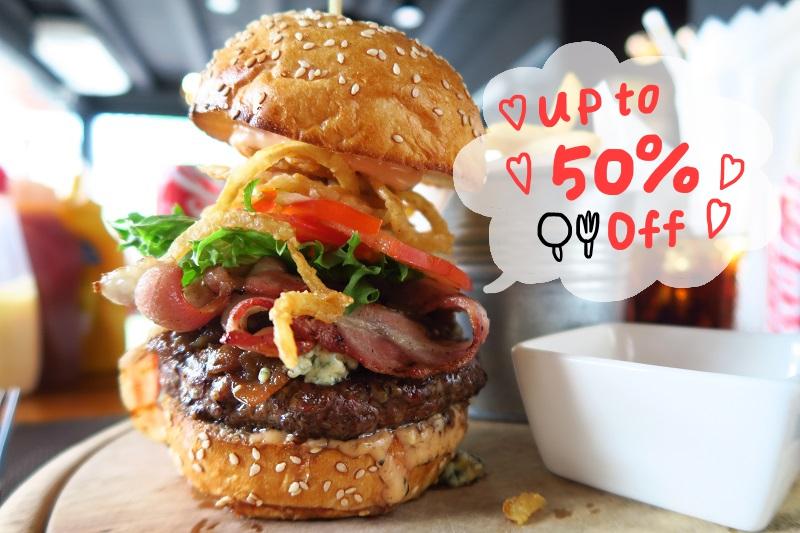 最大50%OFF!クーポンアプリ『eatigo』の使い方と、ついでにハンバーガも食べに行ってきました!