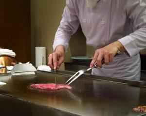 鉄板料理の名店『瀬里奈』@バンコク