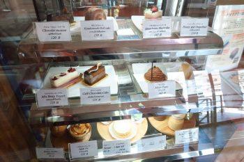 プラカノンのケーキ屋さん@プラチナムカフェ