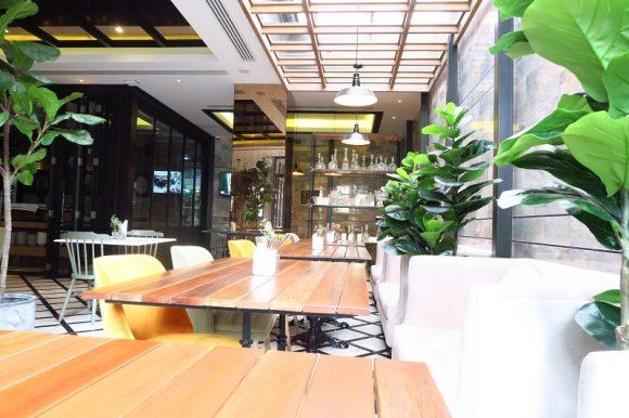 オシャレカフェランチ『BAR STORIA Caffe』@トンローSoi57