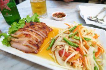 タイ料理で夜ごはん『HAVE a Zeed』@ターミナル21