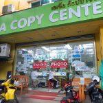 タイ・バンコクで印刷したい時に使えるコピー屋さん@プロンポン
