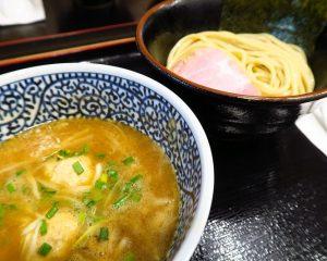 濃厚魚介つけ麺『麺屋一燈』@エラワンバンコク