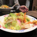 長崎ちゃんぽん|バンコクで長崎の郷土料理皿うどん@プロンポン
