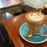INK&LION CAFE|懐かしの学校机とイスで本格コーヒーでカフェタイム@エカマイSoi2