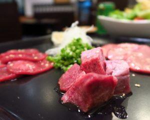 牛まる|バンコクで炭火焼肉@トンローSoi13日本村モール
