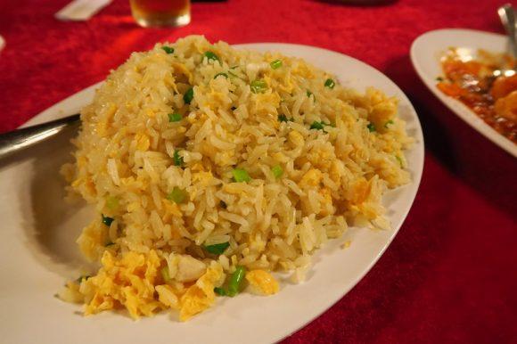 駅近♡老舗の中華料理店『グレート上海』で夜ご飯@プロンポン