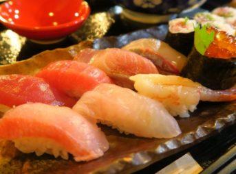 【バンコクお寿司】ゆう奈