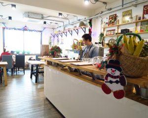 フジスーパー1号店すぐ近くの隠れ家カフェ『breakfast Story』@プロンポンsoi33/1
