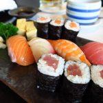 バンコクの寿司ランチ「ゆうたろう」