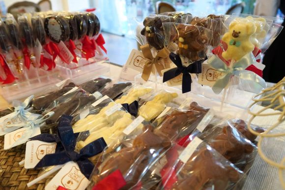 バンコクでバレンタインチョコならチョコ専門店『CHOCOLATERIE』がおすすめ@プロンポンSoi31