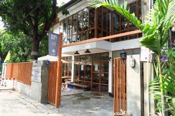 美味しいコーヒーと雑貨店『BLUEDYE CAFEE』@トンローSoi36