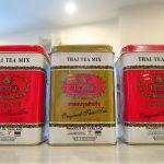 【タイ土産】タイで有名なタイティーミックス『Cha Tra Mue』の赤缶&ゴールド缶
