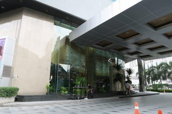 期間限定ストロベリーハイティー「Zest Bar」@The Westin Grande Sukhumvit Bangkok