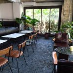 デザイナーズホテルカフェ『KURIOUS CAFE』@トンローsoi36