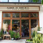 ドライフラワーのお花とカフェ「FLOWER IN HAND BY P.」@アーリー