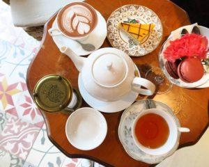 オシャレカフェ!フランス産紅茶専門店「The tea house」@トンローSoi15