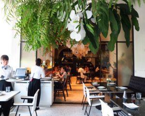 見晴らしのいいカフェ「a no ther hound cafe」でランチ@エンポリアム