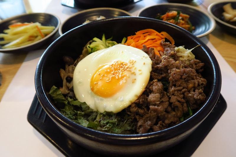 ミシュラン獲得!韓国・ソウルから来た韓国料理店「Bookmagol」でランチ@エカマイ