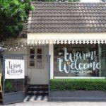 コーヒーとデザートがおすすめ「Warm Welcome Bakary&Cafe」@プロンポンsoi33