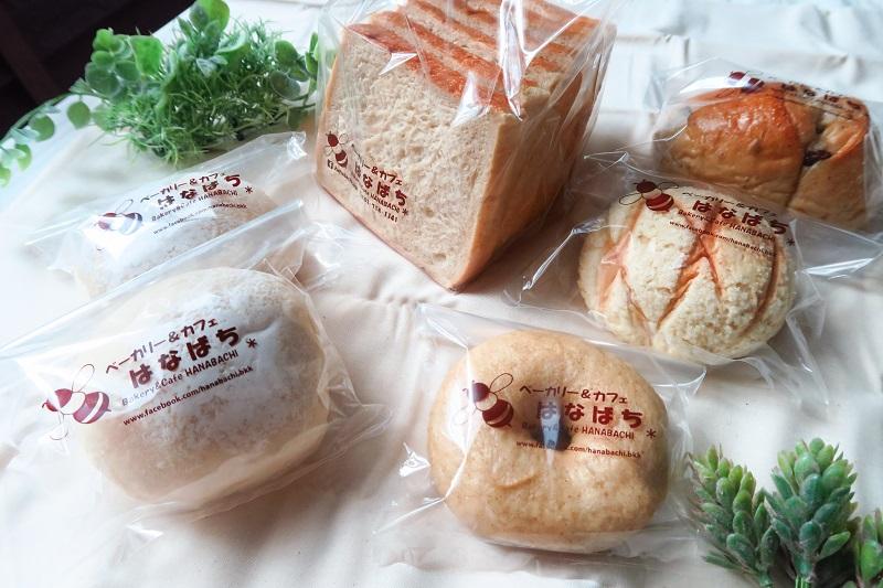 バンコクのパン屋さん「はなばち」はLINEでデリバリーできちゃう!