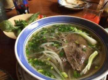 フォーが美味しい!ベトナム料理「Saigon Recipe」@トンローsoi49