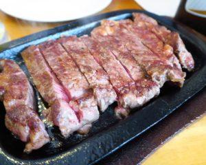 ランチ*がっつりステーキが食べたい時は「ARNO´S BUTCHER」が味よしコスパよし@トンローsoi13