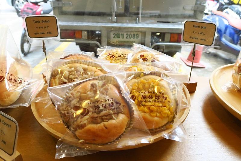 バンコクの無添加パン屋さん「はなばち」@トンローsoi49