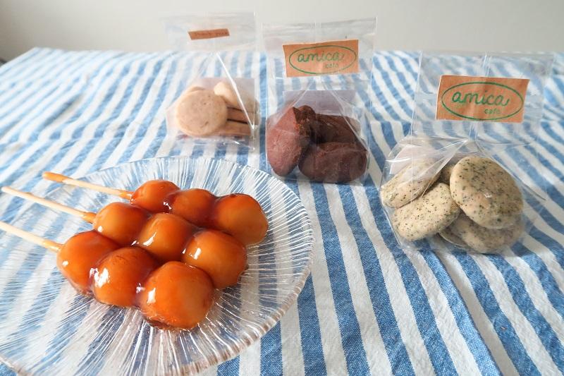バンコクの焼き菓子と和菓子デリバリー「amica cafe」が美味しくておすすめ