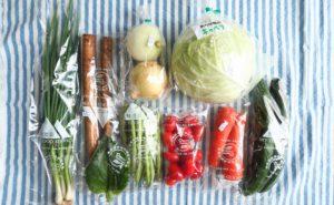 マイフードのオーガニック野菜・お肉・お米・お弁当のデリバリーをしてみた